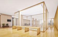 Una recreación del aspecto que tendrá el espacio una vez remodelado.