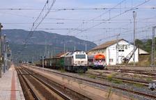 Transport alternatiu per carretera entre les estacions de Reus i Móra per manca de tensió elèctrica