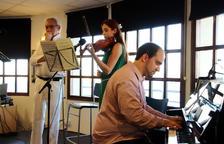 Luis del Olmo posarà veu als poetes en un recital únic a la Pedrera de l'Elies