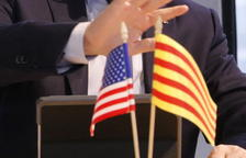 El Govern convoca el concurso público para los puestos de delegado en Francia y los Estados Unidos