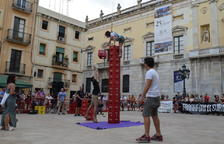 Tarragona es prepara per Sant Magí