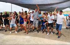 Roben un envelat valorat en 800 euros del Vermut Summer de Sant Pere i Sant Pau