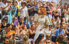 Damas y Vells 'arrasa' con el cuarto concurso y el taller de transvestismo