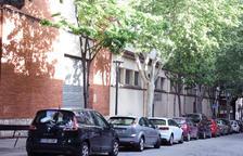 Una imatge d'arxiu de les instal·lacions de la fabrica Pich Aguilera, ubicada a President Companys.