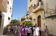 Els canongins celebren el dia gran de la Festa Major d'Estiu