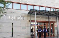 Una imagen de archivo de las instalaciones de los juzgados de Reus.