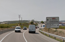 El accidente se ha producido al kilómetro 1.198 en sentido Tarragona.