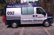 La Guàrdia Urbana instal·la una oficina mòbil de recepció de denúncies a la Part Alta