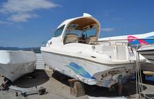 Una quinzena d'embarcacions estan abandonades a la Costa Daurada