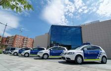 Imatge d'arxiu de la comissaria de la Guàrdia Urbana de Reus.