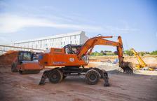 La URV licita la segunda fase de construcción de la nueva Facultad