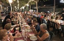El tradicional Sopar de les estrelles del Morell reuneix 150 persones