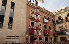 La plaça de la Vila del Catllar torna a ser un talismà