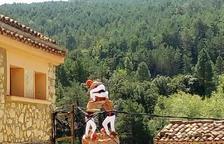 La Febró estrena un element del bestiari infantil per Festa Major