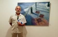 L'obra 'Desert urbà II' de Narcís Sala ha guanyat el primer premi.