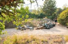 Un grup de joves de Cala Romana i Boscos netejaran la zona un cop al mes