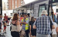 El 'carterismo' en la estación de buses sufre un repunte con respecto a veranos anteriores