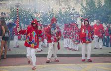 El Seguici Popular de Torredembarra tornarà a sortir al carrer per la Festa del Quadre de Santa Rosalia