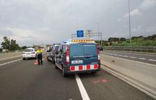 El conductor mort en l'accident a l'A-7 a Vila-seca era veí de Riudecanyes