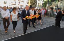 Tot a punt pels actes de la Diada de l'Onze de setembre a Reus