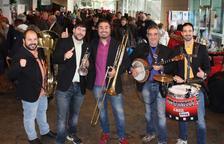 La Stromboli Jazz Band tancarà els 'Dijous d'estiu' del Morell