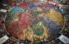 La Colla Joves Xiquets de Valls obrirà la jornada del diumenge del Concurs de Castells