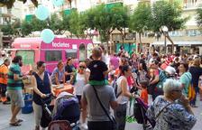 Tecletes celebra els 10 anys ballant