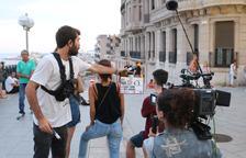 Carla Simón roda un curtmetratge sobre el VIH a Tarragona i a Tivissa