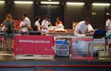 La Marató de Sang de Tarragona busca superar les 1.000 donacions