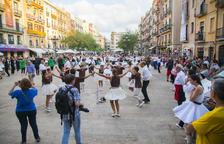 La plaça de la Font ha estat l'escenari del concurs