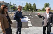 Vila-seca estrenarà aquest mes de setembre 145 places de pàrquing gratuït