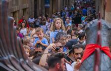 Xumets, ball de gralles infantil i música a la fresca a la plaça De la Font
