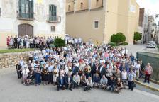 Més de 400 persones participen en la Festa de la Gent Gran del Morell