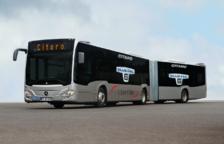 L'EMT posarà en servei els tres nous busos articulats de 155 places al febrer