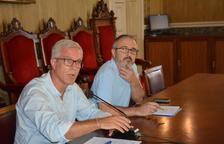 L'alcalde de Tarragona ha presentat les tarifes del servei d'aigua per a l'any vinent.