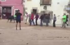 Captura del vídeo que circula per les xarxes socials.