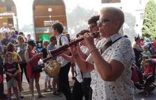 Alguns dels integrants de So Nat Grallers de Tarragona