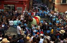 Tarragona viu el dia gran de les festes de Santa Tecla