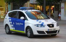 La Guàrdia Urbana de Tarragona va intervenir un gos de raça perillosa sense morrió.