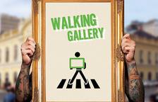 La ciutat de Tarragona treu l'art a passejar