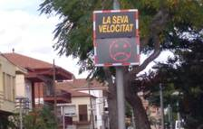 Constantí instal·la un radar informatiu de caràcter fix al carrer Major