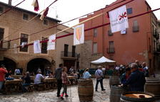 La Feria de Bandoleros de Alcover recibe una afluencia superior de público coincidiendo con el puente