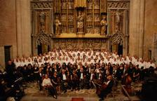 El Cor de l'Schola Cantorum fa 30 anys
