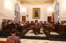 El gobierno vota las mociones sociales en vivienda propuestas por PSC y CUP