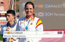 Èlia Canales, en una imatge d'arxiu.