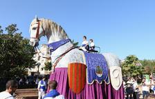 Riudoms supera las previsiones como anfitrión de la Fiesta Mayor Comarcal