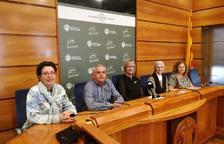 La presentació dels actes commemoratius es va celebrar dilluns a l'Ajuntament del Vendrell.