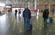 L'aeroport de Reus registra a l'abril un augment de passatgers del 24%