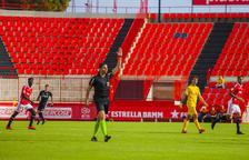 Trujillo Suárez y Gorostegui serán los árbitros de Reus y Nàstic