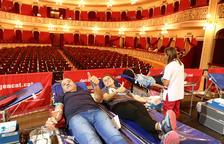 El Maratón de Sangre de Reus recoge 793 donaciones en 12 horas